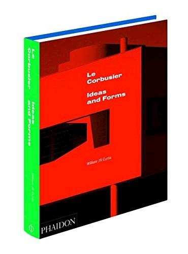 Papel LE CORBUSIER IDEAS AND FORMS (ILUSTRADO) (INGLES) (CARTONE)