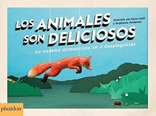 Papel LOS ANIMALES SON DELICIOSOS