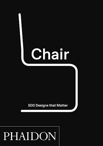 Papel CHAIR 500 DESIGNS THAT MATTER (BOLSILLO) (CARTONE)