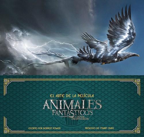 Papel Animales Fantasticos Y Donde Encontrarlos - El Arte De La Pelicula