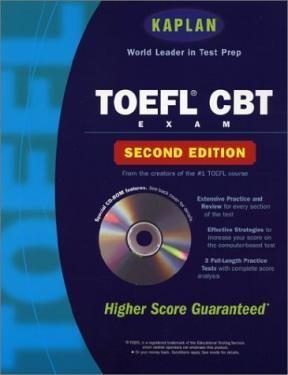 Papel Toefl Cbt W/Cd- Rom 2Nd Edition
