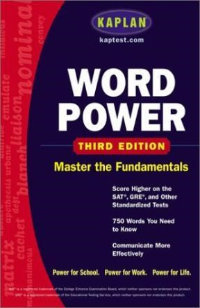 Papel Word Power 3Rd Ed