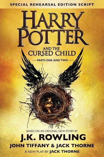 Papel Harry Potter And The Cursed Child - Parts I & Ii : The Official Script Book