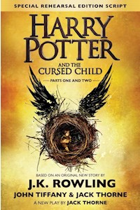 Papel Harry Potter And The Cursed Child - Parts I And Ii (Hb)
