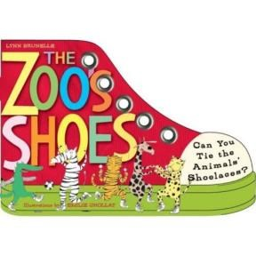 Papel The Zoo'S Shoes: Learn To Tie Your Shoelaces!