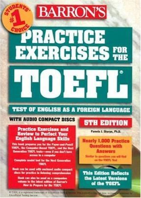 Papel Practice Exercises For For The Toefl