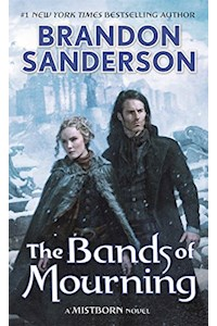 Papel Mistborn 6: The Bands Of Mourning - Tor