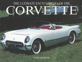 Papel Ultimate Encyclopedia Of The Corvette, The