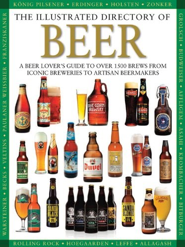 Papel The Illustrated Directory Or Beer