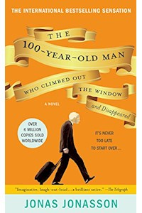 Papel 100 Year Old Man Who Climbed Out The Window & Disappeared
