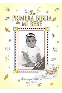 Papel La Primera Biblia De Mi Bebe
