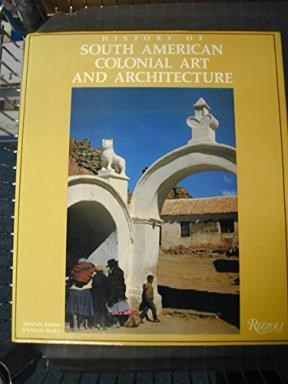 Papel HISTORY OF SOUTH AMERICAN COLONIAL ART AND ARCHITECTURE