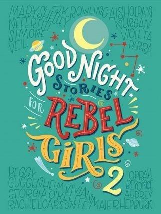 Papel Good Night Stories for Rebel Girls 2