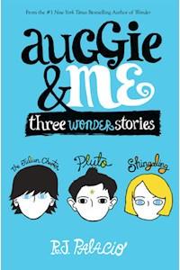 Papel Auggie & Me - Three Wonder Stories