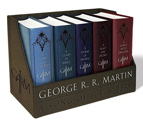 Papel Game Of Thrones- Leather Set