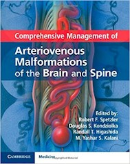 Papel Comprehensive Management Of Arteriovenous Malformations Of The Brain And Spine