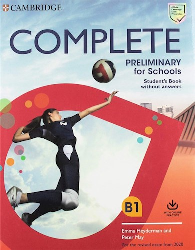 Papel Complete (Second Edition) Preliminary For Schools Student'S Book