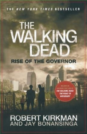 Papel The Walking Dead: Rise Of The Governor