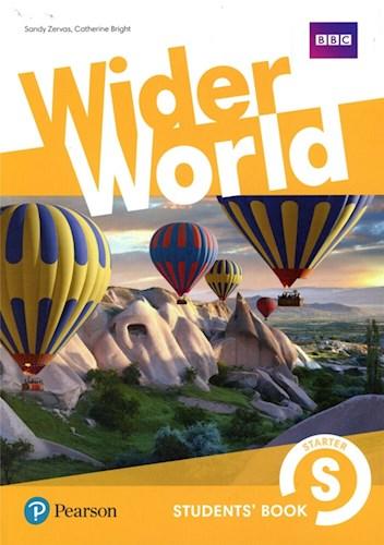 Papel Wider World Starter Student'S Book