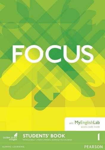 Papel Focus 1 Student'S Book With Myenglishlab