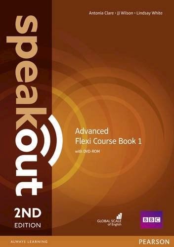 Papel Speak Out 2Nd Ed. Advanced Flexi Coursebook 1