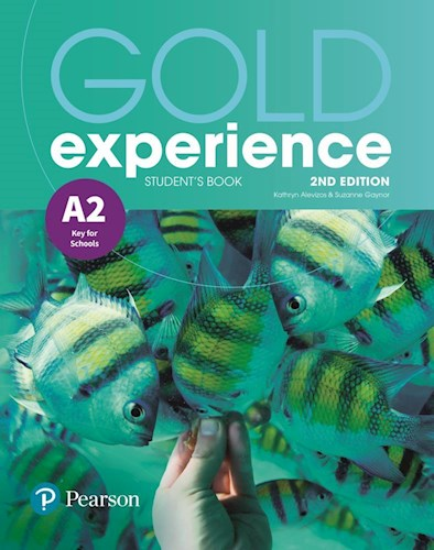 Papel Gold Experience 2Nd Edition A2 Student'S Book