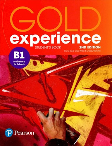 Papel Gold Experience 2Nd Edition B1 Student'S Book