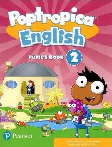 Papel Poptropica English 2 Pupil'S Book
