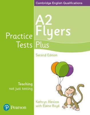 Libro Practice Tests Plus A2 Flyers  Students' Book