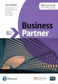 Papel Business Partner B2 Student'S Book + Mel