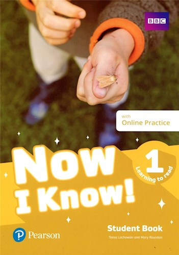 Papel Now I Know 1 Student'S Book + Online Practice - Learning To Read