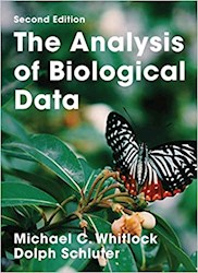 Papel The Analysis Of Biological Data