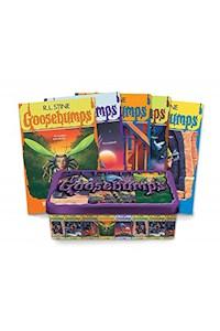 Papel Goosebumps 25Th Anniversary Retro Set - Scholastic