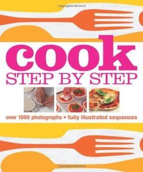 Papel Cook Step By Step (Dk)