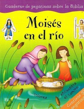 Papel Moises En El Rio