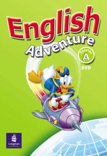 Papel English Adventure Starter A Dvd