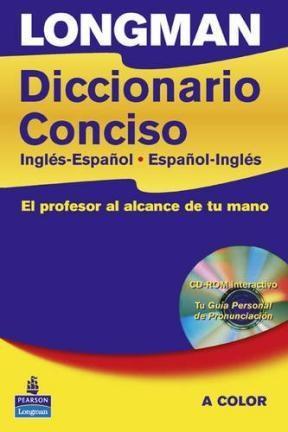 Papel Longman Diccionario Conciso Ingles-Español
