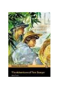 Papel The Adventures Of Tom Sawyer - Pr 1 With Cd Pack