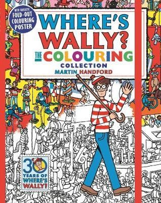 Papel Where'S Wally? The Colouring Collection