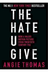 Papel The Hate U Give