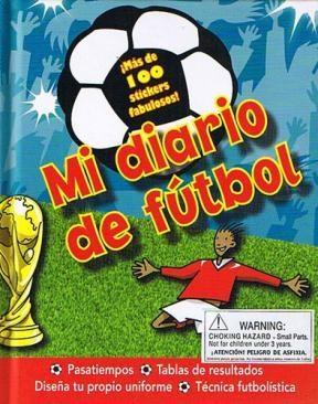 Papel Mi Diario De Futbol