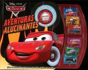 Papel Cars - Aventuras Alucinantes