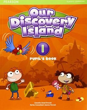 Papel Our Discovery Island Level 1 Student'S Book Plus Pin Code