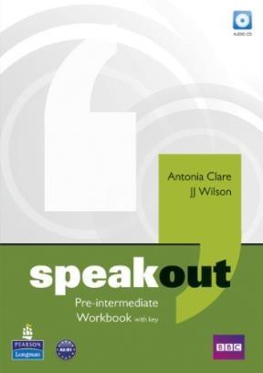 Papel Speakout Pre-Intermediate Workbook