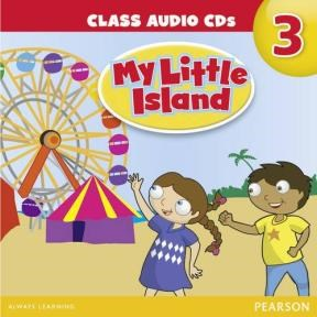 Papel My Little Island Level 3 Audio Cd