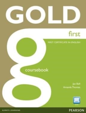 Papel Gold First Coursebook And Active Book Pack