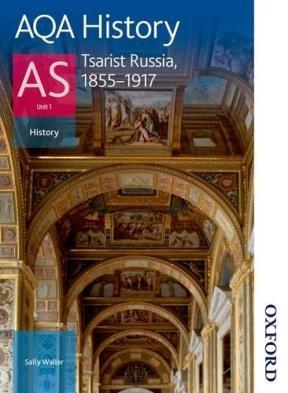 Papel Aqa History As Tsarist Russia 1855-1917