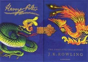 Papel Harry Potter Hardback Boxed Set