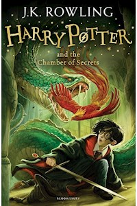 Papel Harry Potter And The Chamber Of Secrets (Hardback)