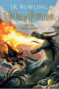 Papel Harry Potter And The Globet Of Fire (Hardback)